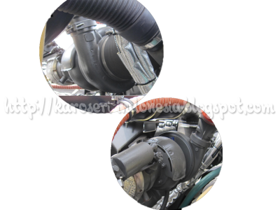 TURBOCHARGER MB OH 1836